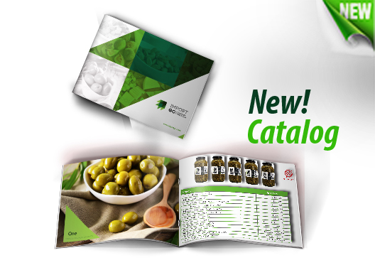 Our New Catalog